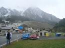 Stunning views after the Julier Pass